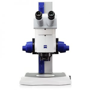 ZEISS Stereo Material Science Stereo Discovery V8